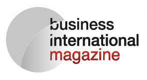 Logo Business International Magazine